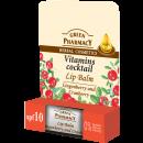 Balsam vitamine airelles de la bouche et les canne