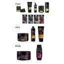 CARBO DETOX Set di cosmetici: viso, capelli, corpo