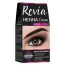 ingrosso Make-up: Revia HENNÈ per le  sopracciglia crema BROWN