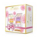 Großhandel Drogerie & Kosmetik: Eine Reihe von Kosmetik ROSE CARE Creme + Rosenwas
