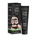DETOX Black mask  Peel-Off with activated charcoal