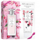 Conjunto de perfume y loción CEREZA bloosom y almi