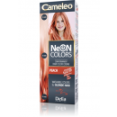 Neonfarben semipermanenten Haarfärbemitteln Peach