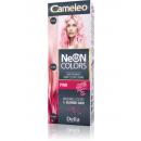 Neonfarben semi-permanenten Haarfarbstoff Rosa