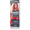 Neonfarben semipermanenten Haarfärbemitteln RED