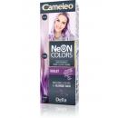 Neonfarben semipermanenten Haarfärbemitteln Violet
