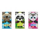 Großhandel Drogerie & Kosmetik: CRAZY MASKE Masken für Gesicht PANDA, CAT, MOPS