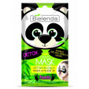 CRAZY MASK Detoxifying PANDA face mask