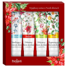 A set of hand creams 4 x 50 ml
