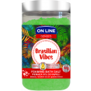Foaming bath salt Brasilian Vibes 480g