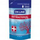 Folyékony szappan REFILL Antibacterial Original 50
