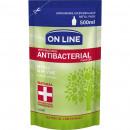 Folyékony szappan REFILL antibakteriális mész 500m