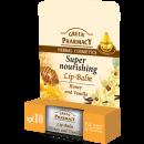 wholesale Facial Care: Lip balm honey and vanilla intensely nourishing