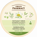 Green Pharmacy Mattifying Cream Green Tea 150ml