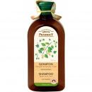 Zinc + birch tar shampoo
