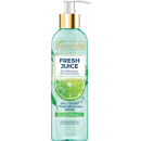 FRESH JUICE Micellar Lotion for face washing LIMON