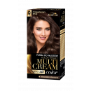 MULTI COLOR Hair dye Cinnamon brown 40
