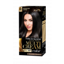MULTI COLOR Hair dye Ebony black 42