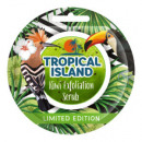 Tropical Island Mask - Kiwi face scrub