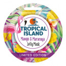 Tropical Island Mango & Maracuya face mask