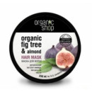 Organic Shop. Hair mask with figs and almonds