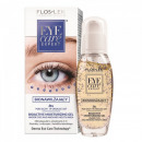Bio-moisturizing gel under the eyes and in the mou