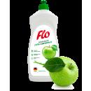 ingrosso Pulizia: FLO LIQUID WASHING GREEN APPLE 1l