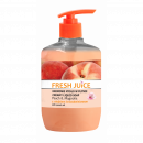 Creamy liquid soap Peach, Magnolia