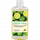 Pflege Massageöl Limette & Ingwer