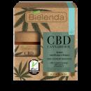 CBD moisturizing and soothing cream from hemp