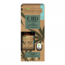 CBD moisturizing and soothing oil from hemp