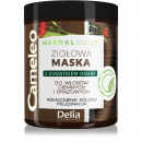 Herbal mask with the addition of henna - BROWN 250