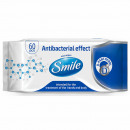 SMILE Antibacterial wipes 60 pcs