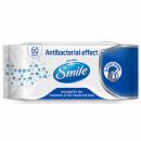 wholesale Drugstore & Beauty: SMILE Antibacterial wipes 60 pcs