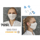 Schutzmaske 40-50 g / m2, OEKO-TEX100