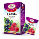 ARONIA TEA WITH RASPBERRY 20pcs x 2g