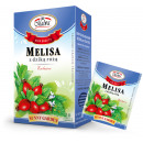MELISA TEA WITH WILD ROSE 20pcs x 1.5g