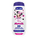 Disney Gel 3 en 1 Minnie Pudín 400ml