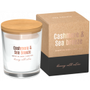 Soybean scented candles in glass Kashmir - Bryza M