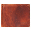 Leonardo Verrelli Men's wallet made of genuine