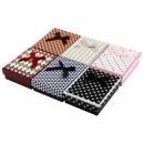 Großhandel Schmuck & Uhren: Schmuckverpackung, Maße: 7x9x2,8cm