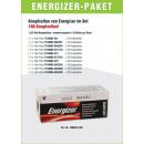 Energizer speciale aanbieding knoopcellen 321, 362