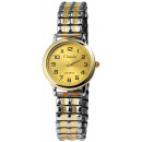 Classix ladies watch with metal strap