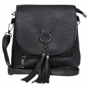 Imitation leather handbag, color: 3