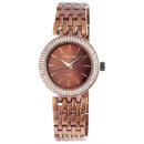 Sportline watch with metal bracelet
