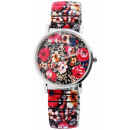 Excellanc ladies watch with drawstring