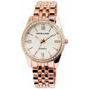 groothandel Sieraden & horloges: Excellanc dameshorloge met metalen band, ...