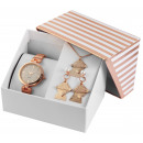 wholesale Necklaces: Excellanc watch set / gift set ladies watch with m
