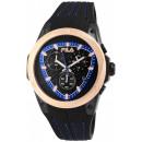 FILA watch with silicone bracelet