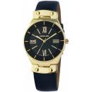 groothandel Sieraden & horloges: Excellanc Damenuhr met imitatie lederen armband